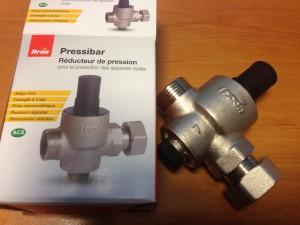 Reducteur de Pression - Itron
