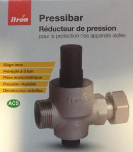 Réducteur de Pression - Itron